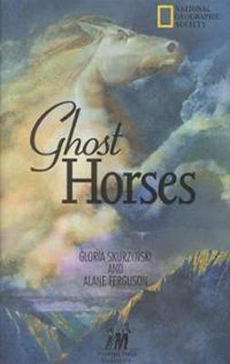 Ghost horses : a mystery in Zion National Park