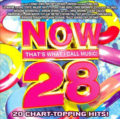 Now 28!:  that's what I call music!