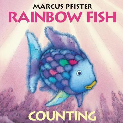 Rainbow Fish counting (board book)