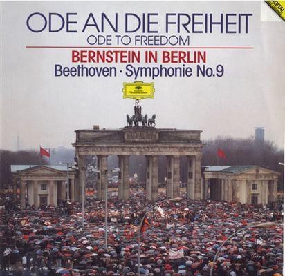Ode an die Freiheit Ode to freedom :  Symphonie No. 9, op. 125