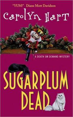 Sugar plum dead : a death on demand mystery (LARGE PRINT)
