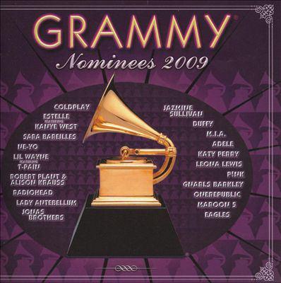 Grammy nominees. 2009