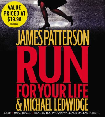 Run for your life (AUDIOBOOK)