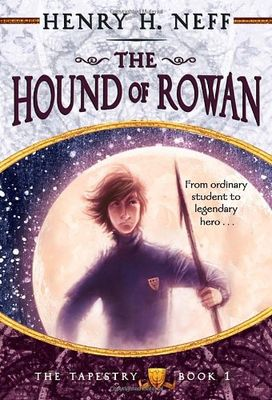 The hound of Rowan (AUDIOBOOK)