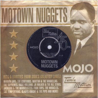 Mojo presents Motown nuggets