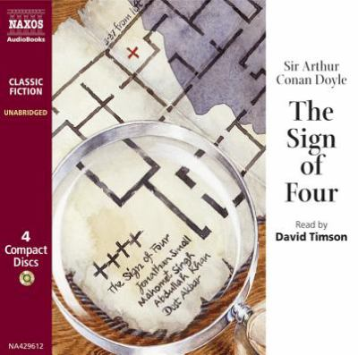 The sign of four (AUDIOBOOK)