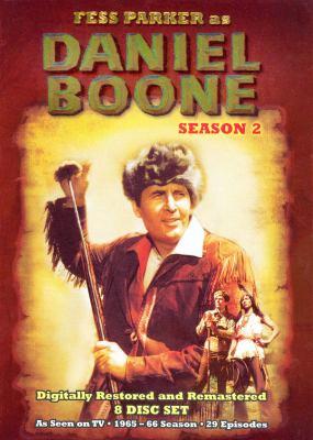 Daniel Boone. Season 2