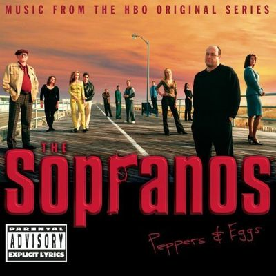 Pepper & eggs : music from the HBO original series The sopranos.