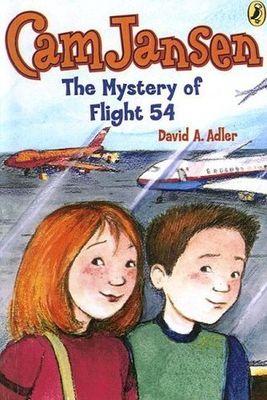 Cam Jansen : the mystery of Flight 54
