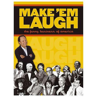 Make 'em laugh : the funny business of America
