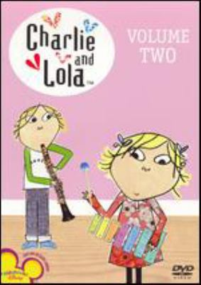 Charlie and Lola. Volume two
