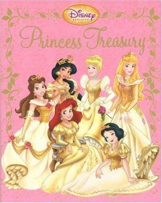 Disney's princess treasury.