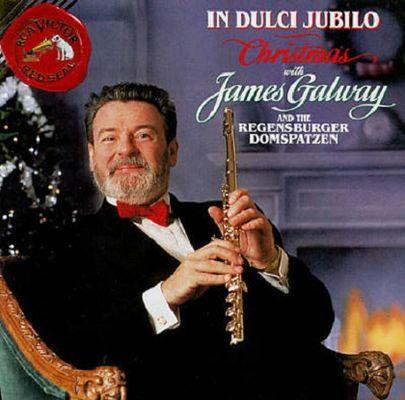 In dulci jubilo : Christmas with James Galway.