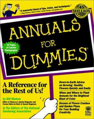 Annuals for dummies