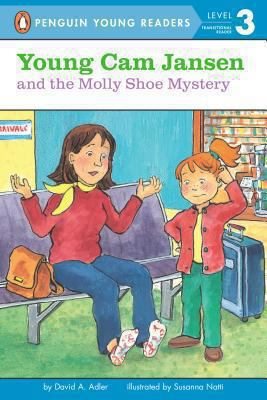 Young Cam Jansen and the Molly shoe mystery / by David A. Adler ; illustrated by Susanna Natti.