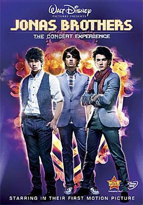 Jonas Brothers, the concert experience