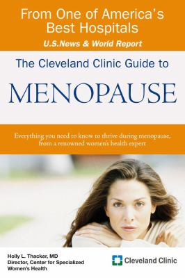 The Cleveland Clinic guide to menopause