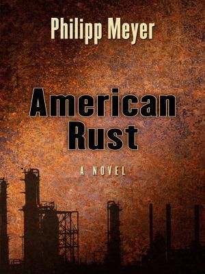 American rust (LARGE PRINT)