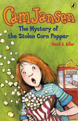 Cam Jansen : the mystery of the stolen corn popper