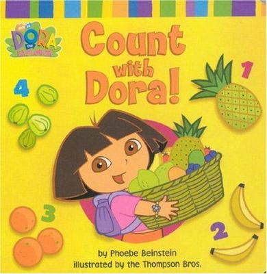 Dora the explorer : Count with Dora!