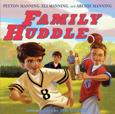 Family huddle