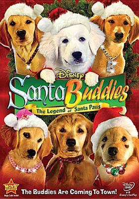 Santa Buddies : the legend of Santa Paws