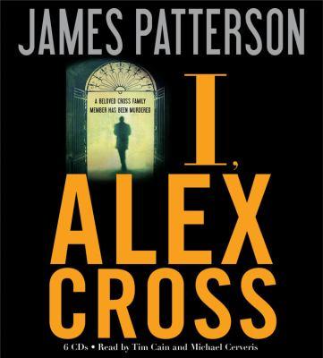 I, Alex Cross (AUDIOBOOK)