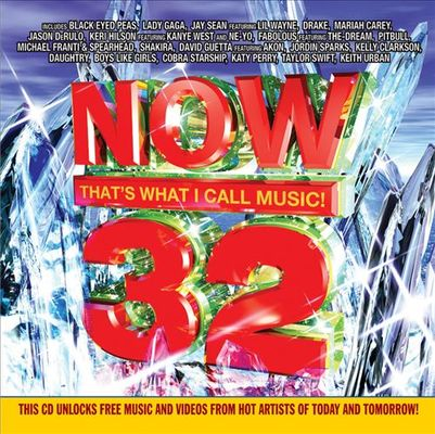 Now 32!: that's what I call music! 32