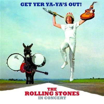 Get yer ya-ya's out : the Rolling Stones in concert.