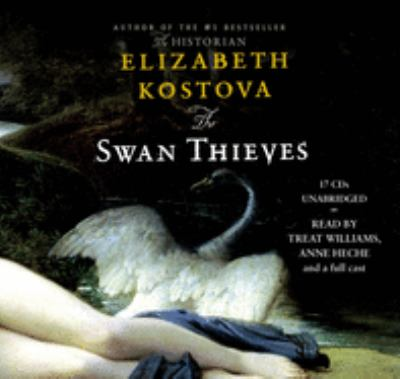 The swan thieves (AUDIOBOOK)