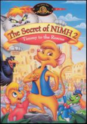 The secret of NIMH 2 : Timmy to the rescue.