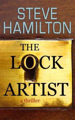 The lock artist (LARGE PRINT)