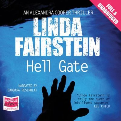Hell gate (AUDIOBOOK)