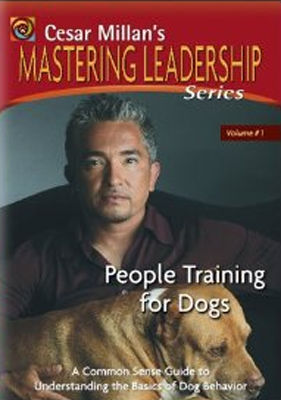 People training for dogs
