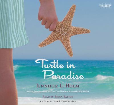 Turtle in paradise (AUDIOBOOK)