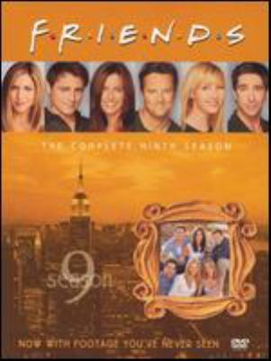 Friends. The complete ninth season