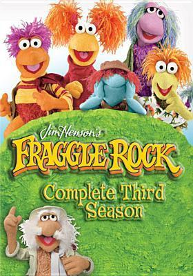 Fraggle Rock. Complete third season