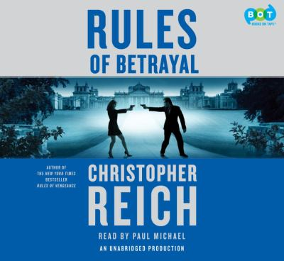 Rules of betrayal (AUDIOBOOK)