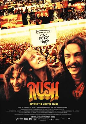 Rush : beyond the lighted stage