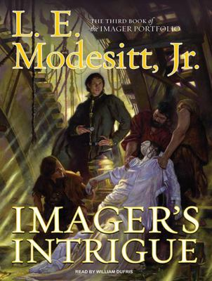 Imager's intrigue (AUDIOBOOK)