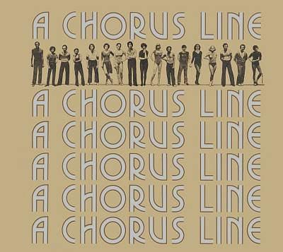 A chorus line : original Broadway cast recording