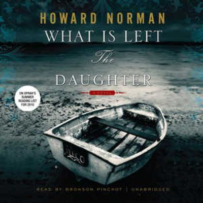 What is left : the daughter (AUDIOBOOK)