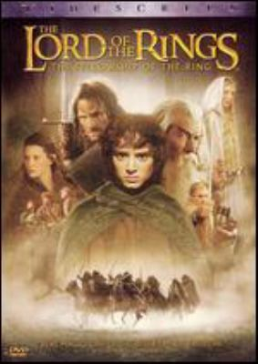 The lord of the rings, the fellowship of the ring