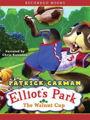 Elliot's park. The walnut cup (AUDIOBOOK)