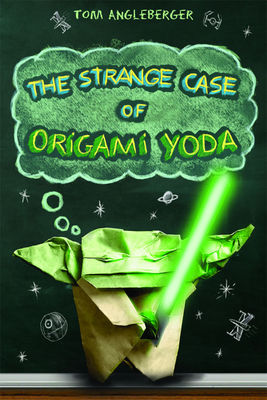 The strange case of Origami Yoda (AUDIOBOOK)