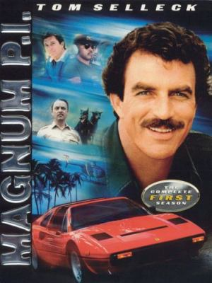 Magnum P.I. the complete first season