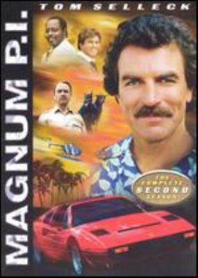 Magnum P.I. the complete second season