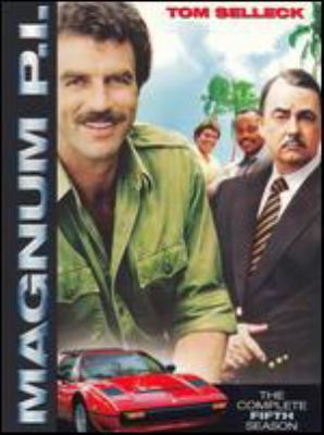 Magnum P.I. the complete fifth season