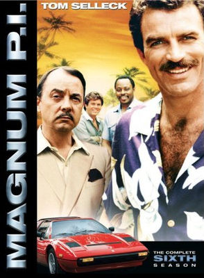 Magnum P.I. the complete sixth season