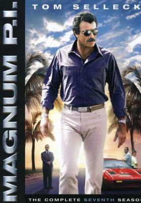 Magnum P.I. the complete seventh season